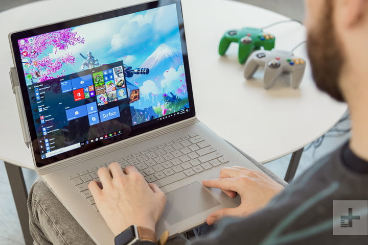 lg gram 17 microsoft surface book 2 العروض لـ bestbuy cyber monday 2019 15 inch review 310 768x479 c