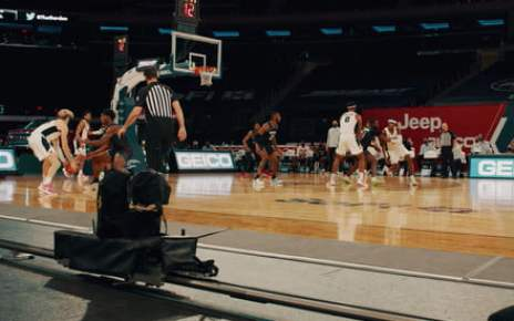 5G is enhancing the fan experience at the Big East Men's Basketball Tournament