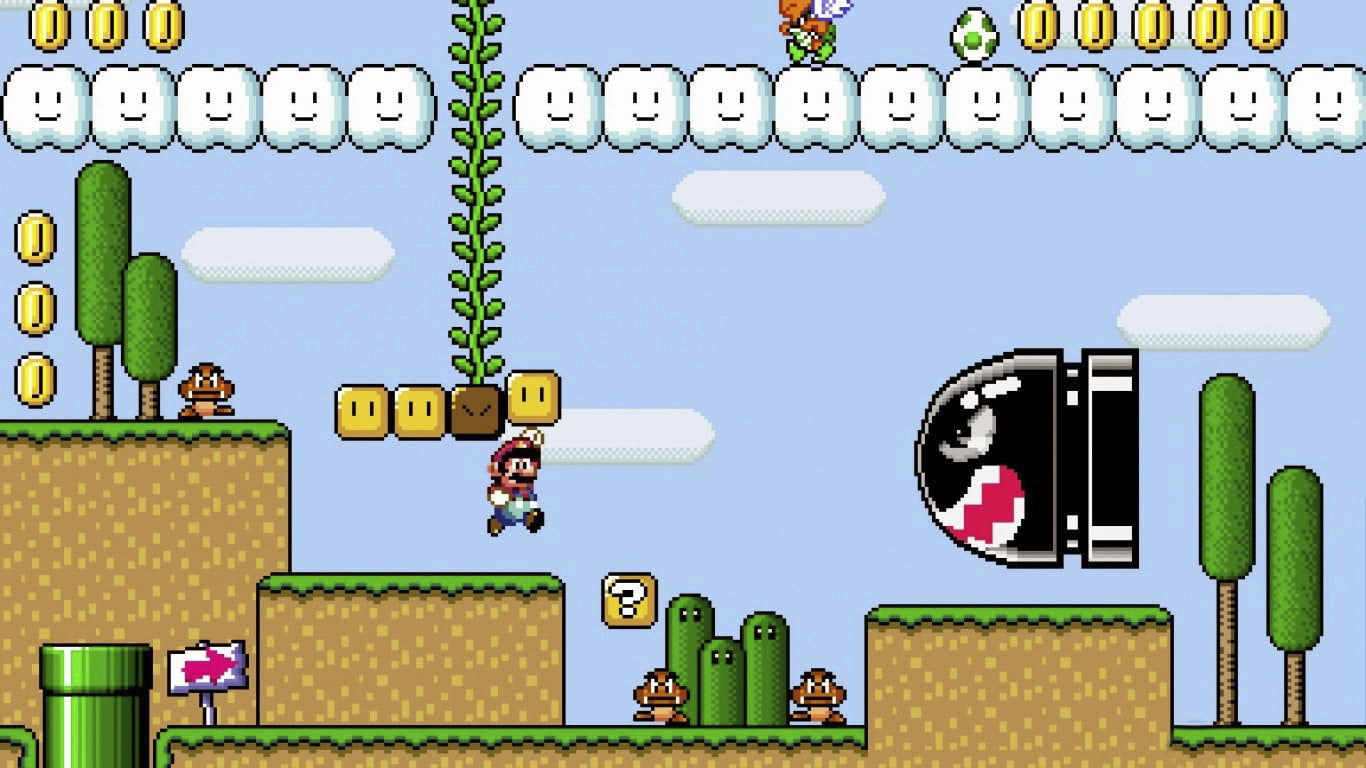 how super mario and
