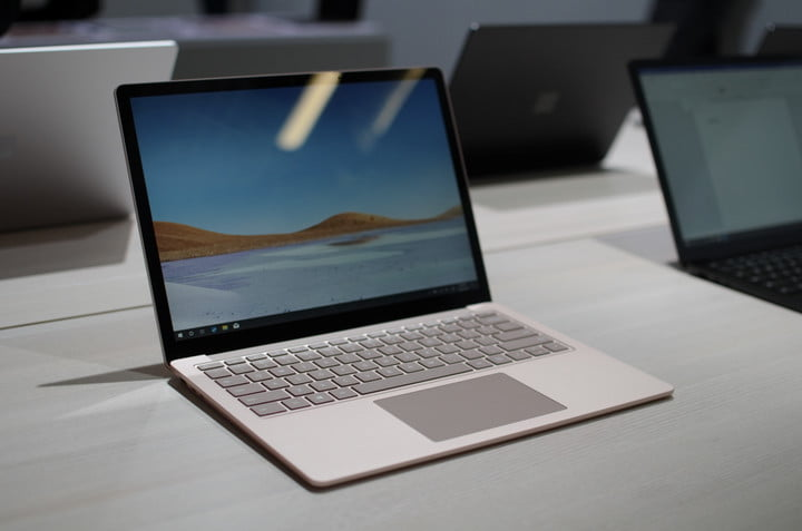 Microsoft Surface ноутбук 3