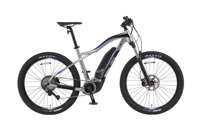 Yamaha's Power Assist Line of eBikes Offer Something for