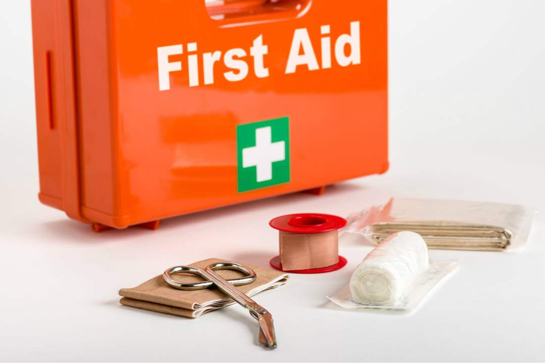 Image result for emergency kit accident