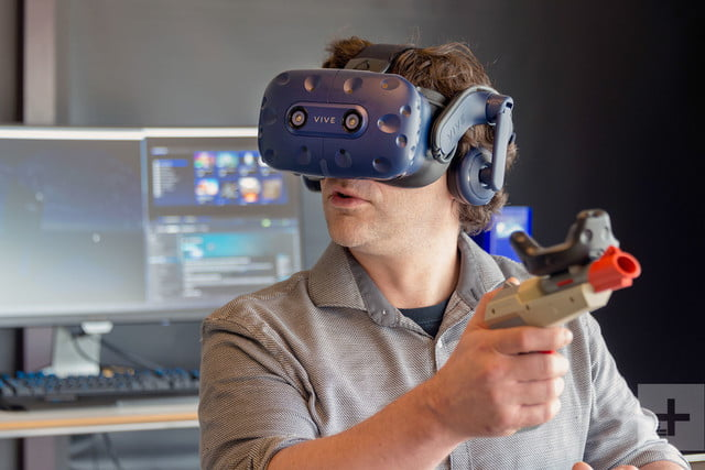 HTC Vive Pro Review The New Gold Standard  Digital Trends