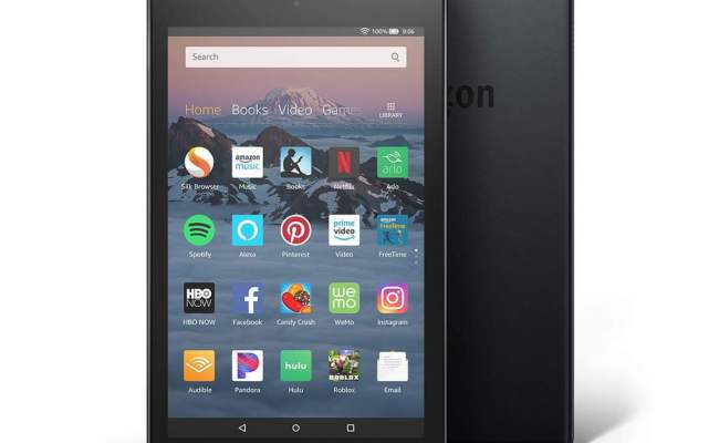 Amazon Fire Hd 8 Review 2018 Digital Trends