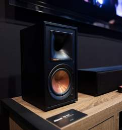 klipsch s new reference home theater system does hi fi surround without wires [ 1500 x 1000 Pixel ]