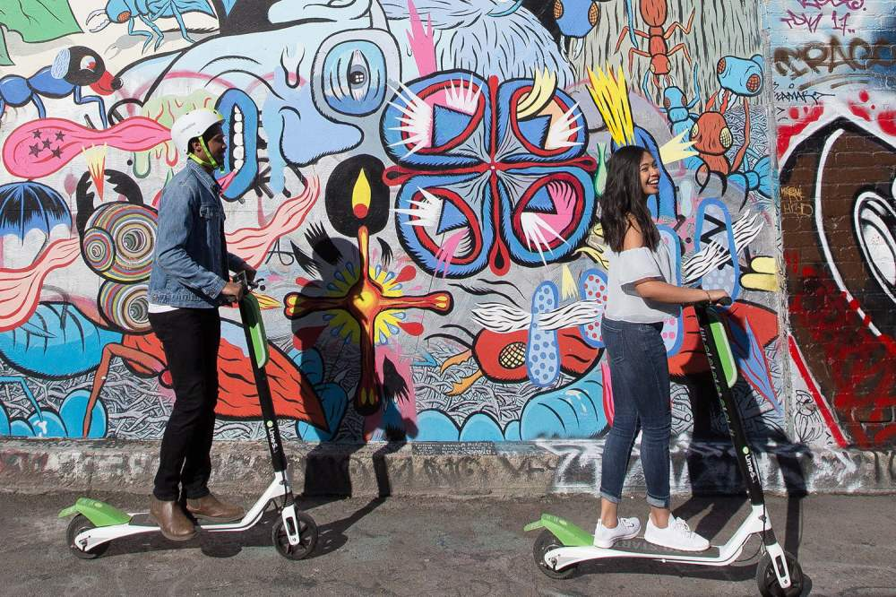 medium resolution of limebike now has escooters for your commuting convenience digital trends