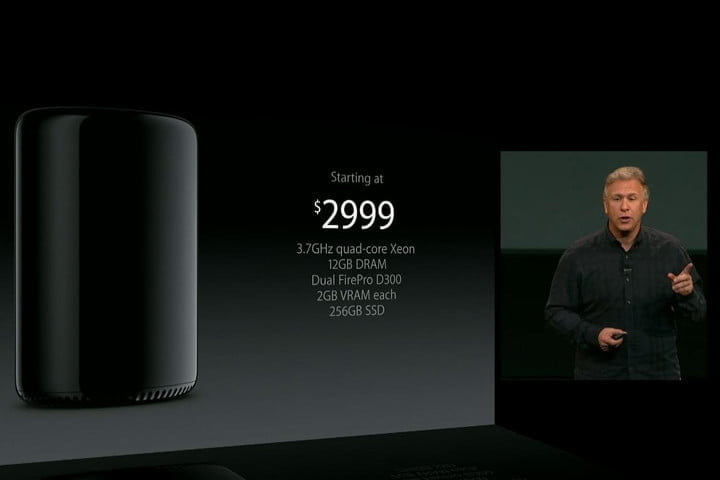 apple rivela mac pro price specs details 10 22