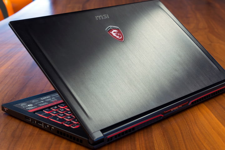 msi gs vr rf stealth pro review