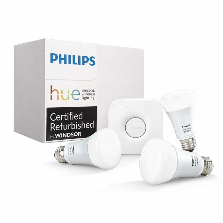 philips hue smart lighting black Friday amazon deal rinnovato