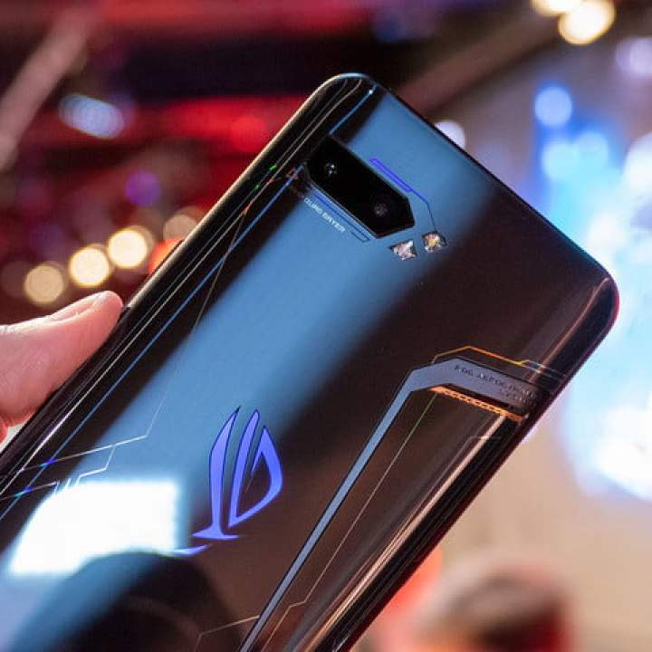 Image result for asus rog phone ii
