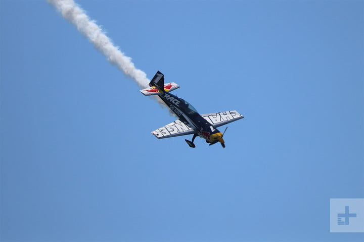what its like to pull  g in a red bull air race plane challenger class