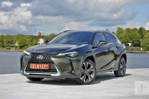 small resolution of 2019 lexus ux first drive review