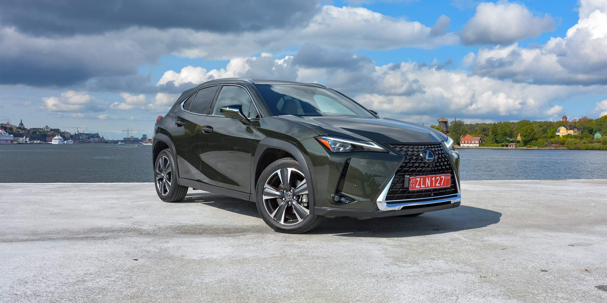 hight resolution of 2019 lexus ux review