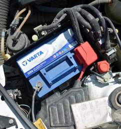 how to change a car battery [ 1500 x 1000 Pixel ]