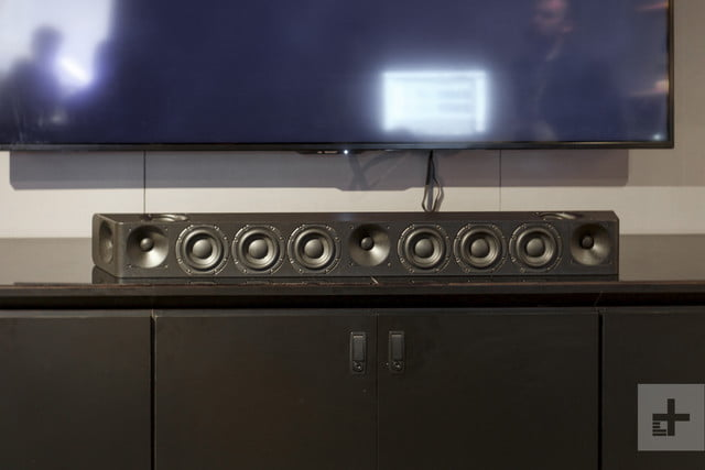 Sennheisers First Soundbar Shakes Up CES With Stunning 3D