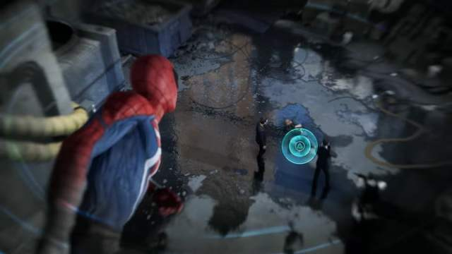 spider man game 2018 ps4 exclusive