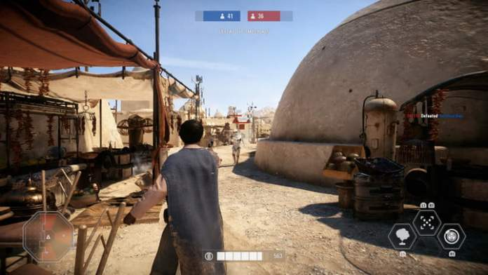 Star Wars Battlefront II Progression Guide -- Arcade
