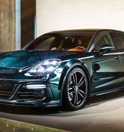 porsche panamera turbo by techart gets power visual upgrades digital trends [ 1502 x 1000 Pixel ]