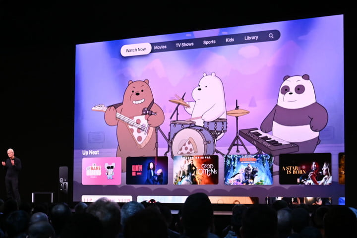 apple kill itunes wwdc 2019 tvos julian现在观看2编辑