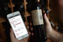 Wine Bottle App