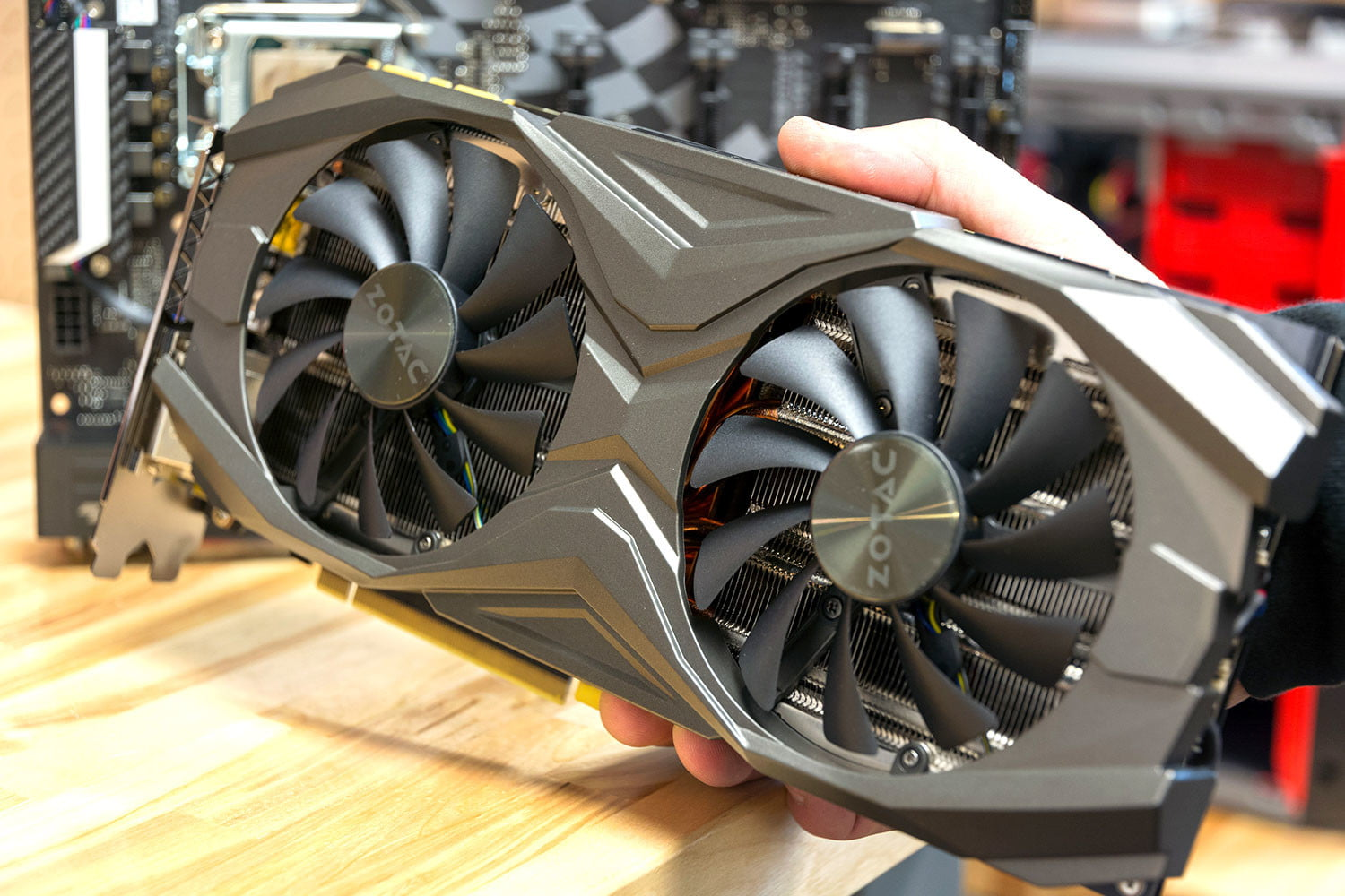 Zotac GeForce GTX 1080Ti AMP