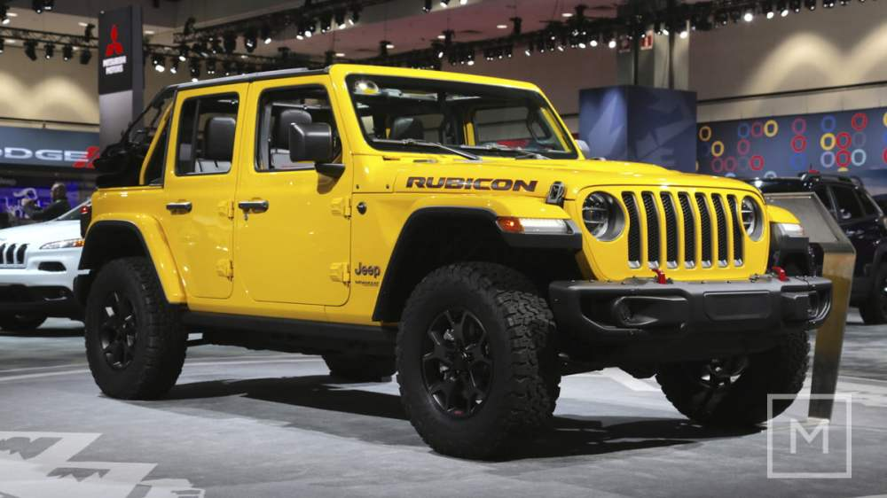 medium resolution of the all new 2018 jeep wrangler signals a new era for the iconic 4x4 the manual