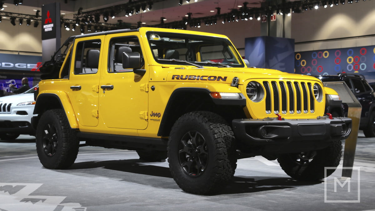 hight resolution of the all new 2018 jeep wrangler signals a new era for the iconic 4x4 the manual