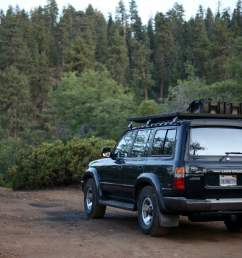 front runner s slimline ii roof rack can help make all your overland dreams come true [ 1200 x 676 Pixel ]