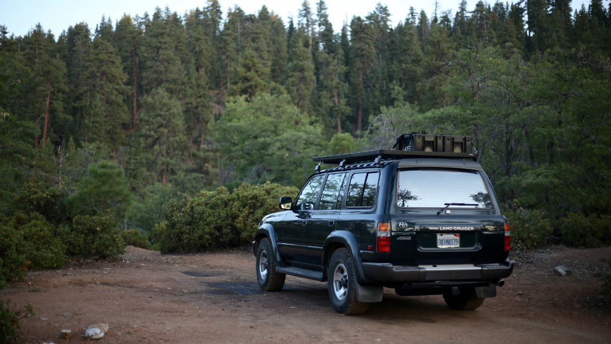 hight resolution of front runner s slimline ii roof rack can help make all your overland dreams come true