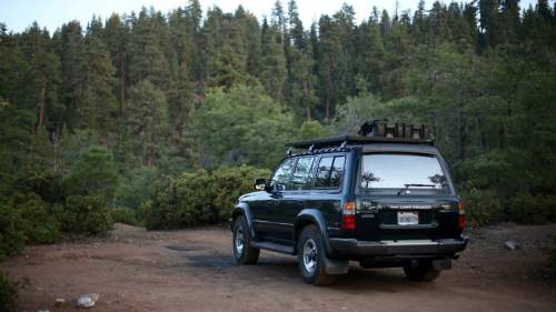 small resolution of front runner s slimline ii roof rack can help make all your overland dreams come true