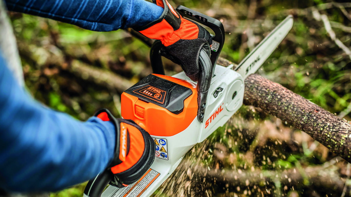Stihl Topping Saw For Sale