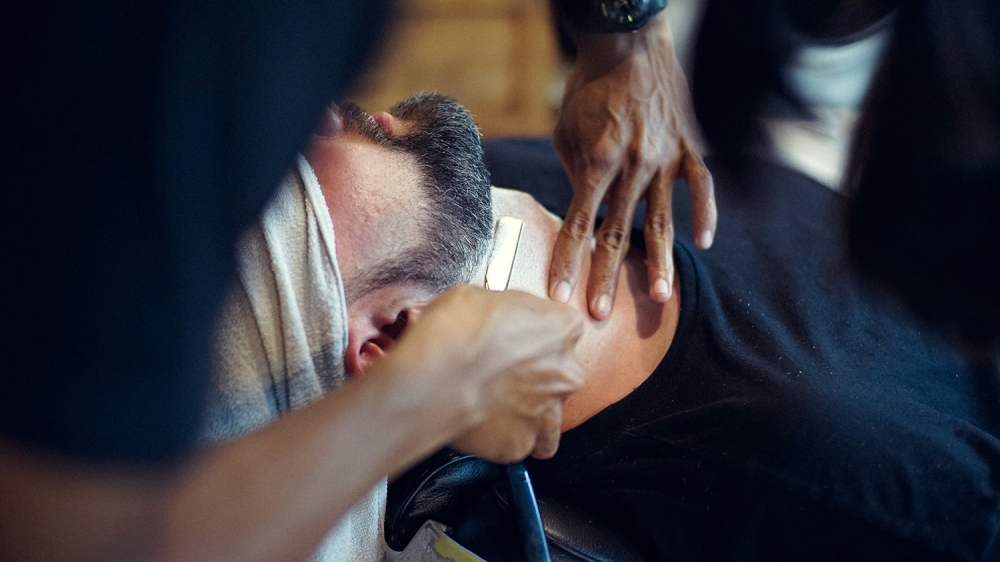 medium resolution of  how to shave with a straight razor everything you need to know