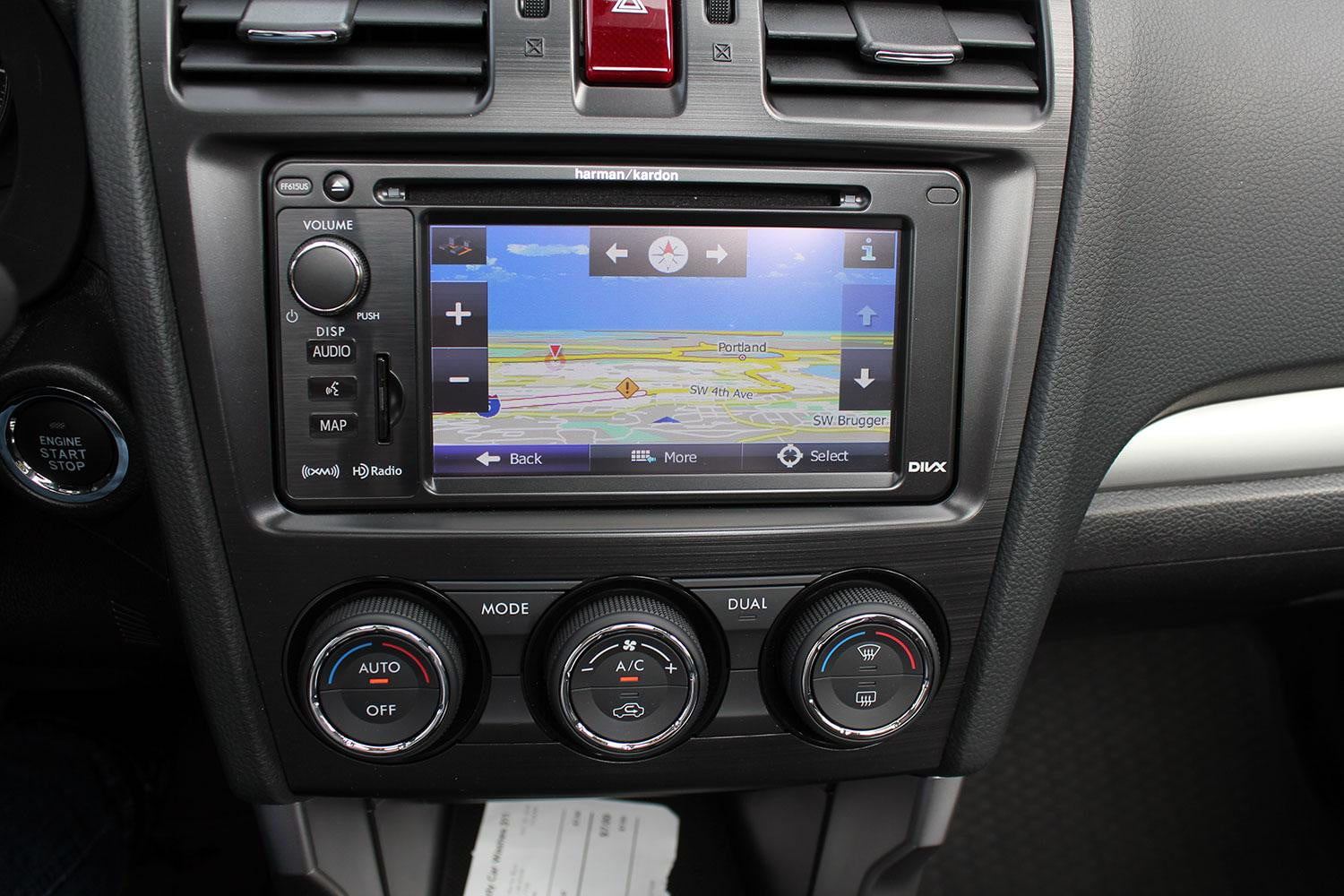 small resolution of 2015 subaur forester xt center console