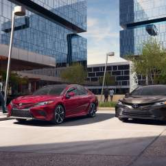 All New Camry Specs Vs Accord 2018 Toyota Model Lineup Release Date And Price Digital Trends