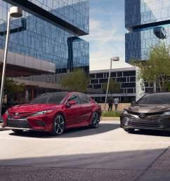 2018 toyota camry model lineup specs release date and price digital trends [ 1200 x 803 Pixel ]