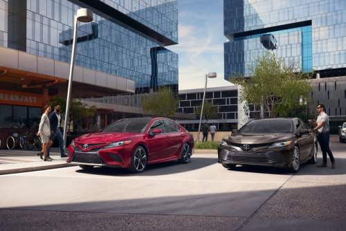 small resolution of 2018 toyota camry model lineup specs release date and price digital trends
