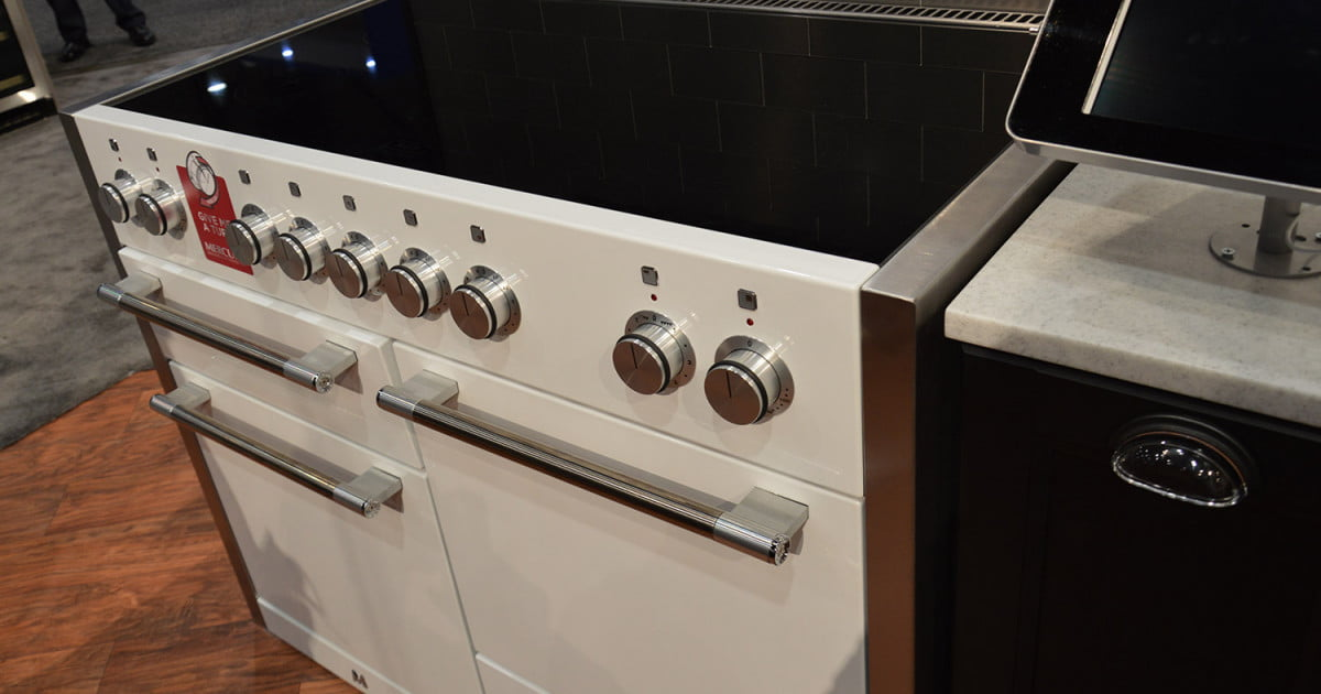 kitchen ranges gas how to add a pantry your aga's mercury oven will have 48-inch induction cooktop ...