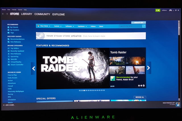 Steam Update Offers More 4k Streaming Options Ps4