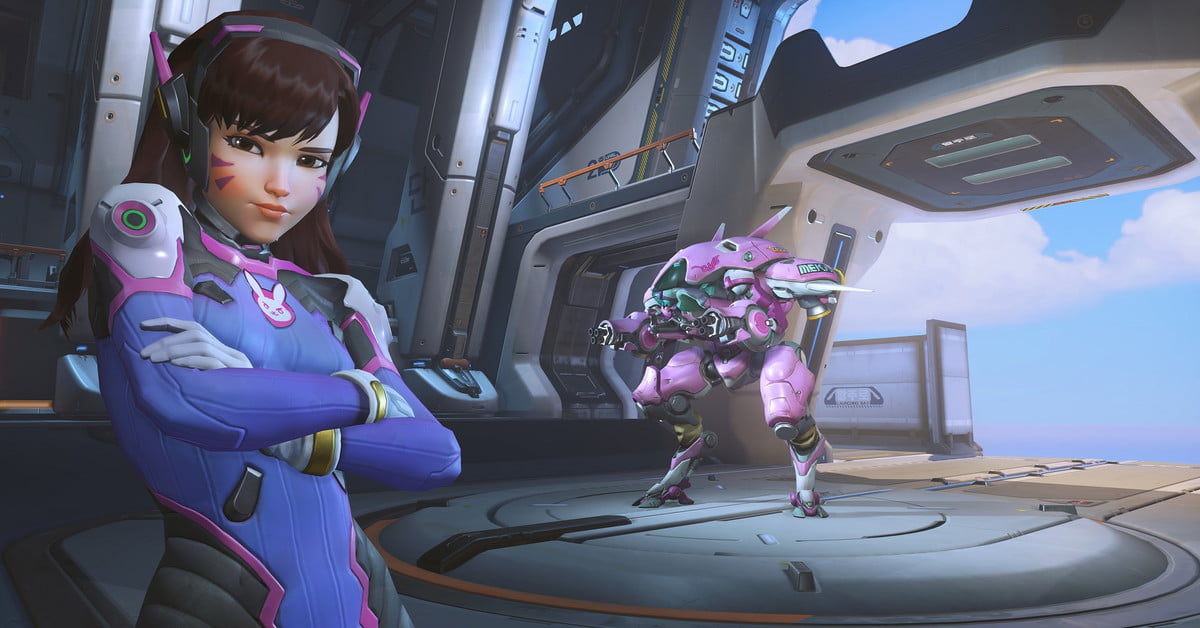 The Best Easter Eggs In Overwatchs New Busan Map Digital Trends