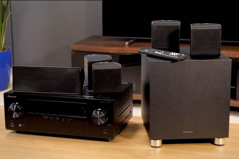 medium resolution of compact home theater system