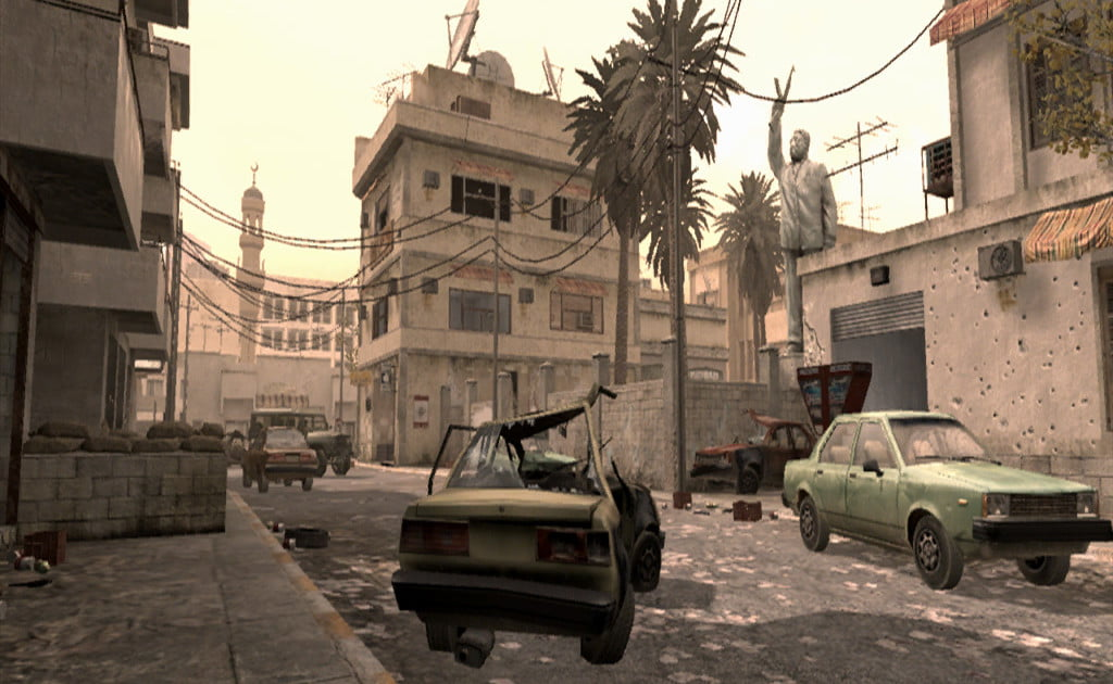 Modern Warfare 2 S New Map Pack Detailed Digital Trends
