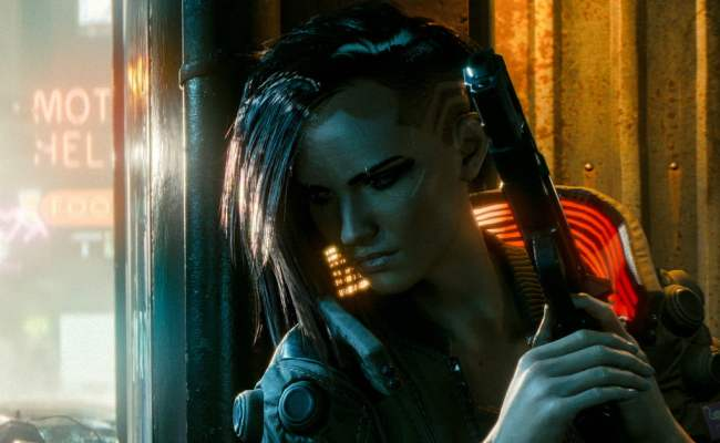 Here S The First Gameplay From Cyberpunk 2077 Digital