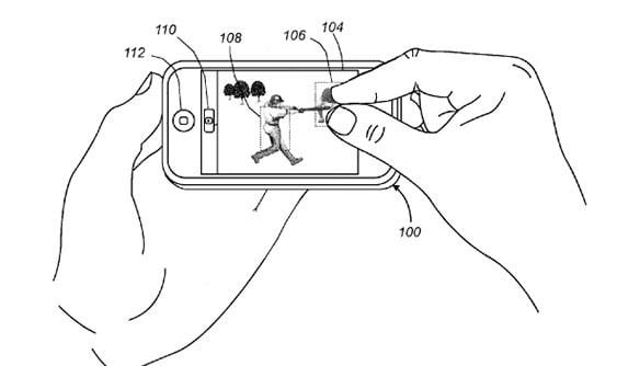 Apple granted 'multi-point touch focus' patent for its