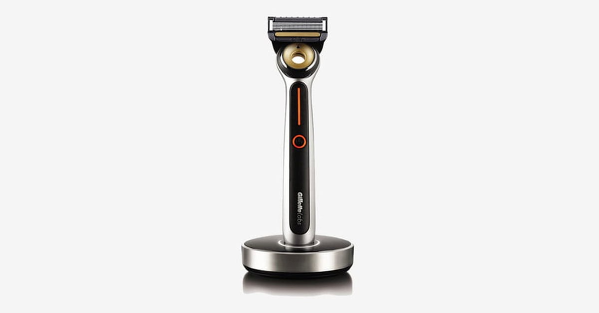 Gillette Drops a New Heated Razor in Time for Father's Day