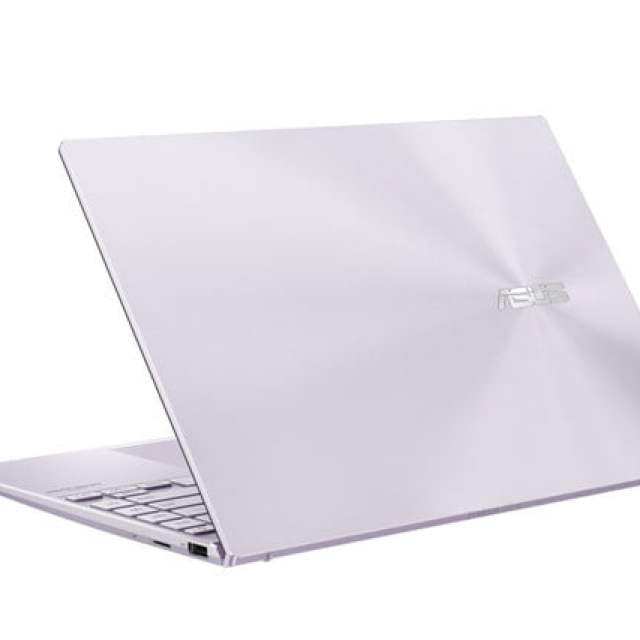 asus announces zenbook 13 oled and 14 ces 2021 um325ua sa product photo 2p lilac mist 10 touchpad