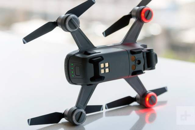 dji spark review drone