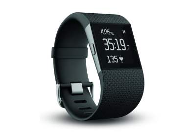 Fitbit Surge Cycling