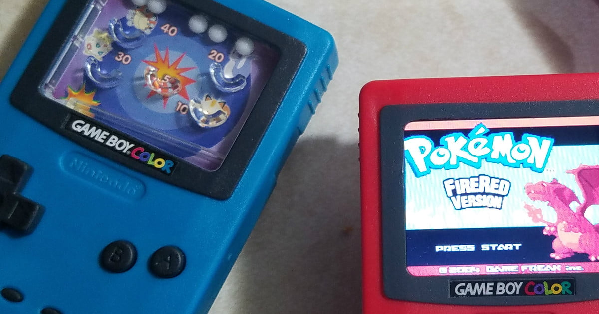 Burger King Toy Is Turned Into A Game Boy Color Nano