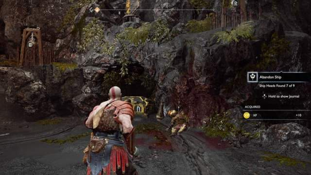 god of war nornir chests collectibles guide 7 lookout tower