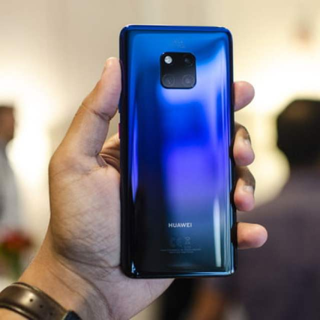 Image result for Huawei mate 20 pro.